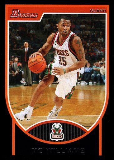 2007-08 Bowman #082 (1)