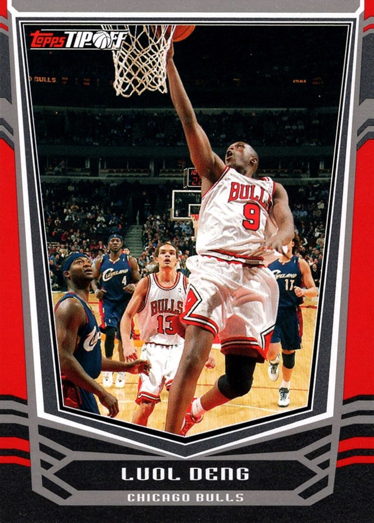 2008-09 Topps Tipoff Red #048 (1)
