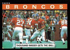 1985 Topps #235 (1)