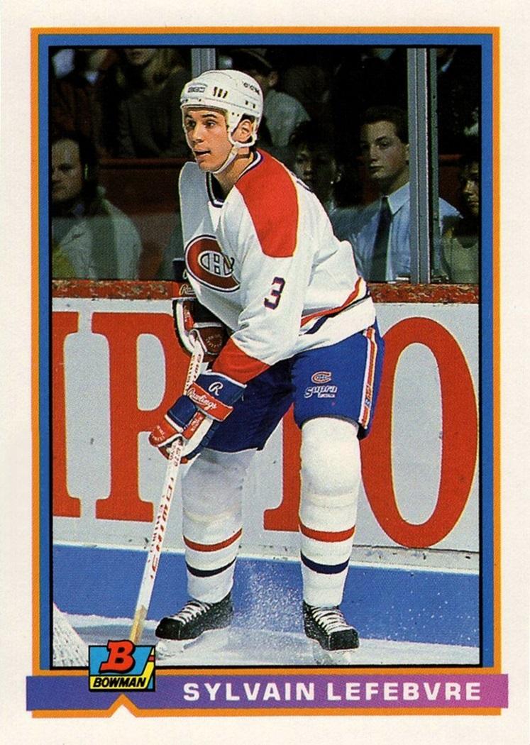 1991-92 Bowman #332 (1)