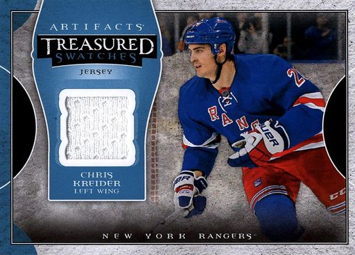 2015-16 Artifacts Treasured Swatches Chris Kreider (1)