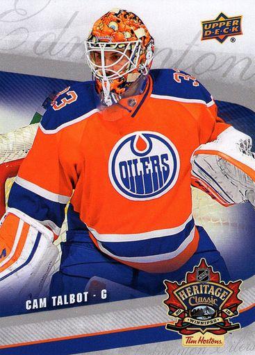 2016 Tim Horton's Heritage Classic Oilers #Oilers-4 (1)
