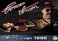 Action 1996 Ernie Irvan