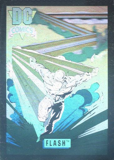 1992 Impel DC Comics Hologram #DCH04 (1)