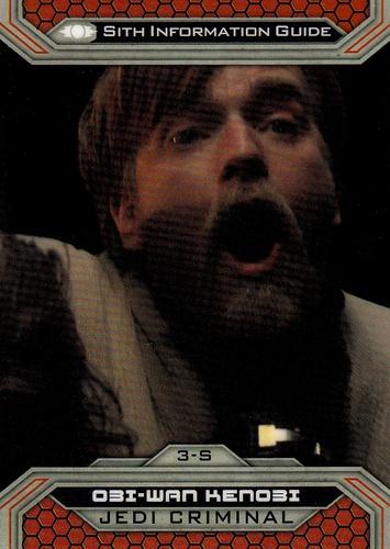Chrome Perspectives Jedi vs  Sith #03S (1)