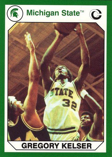 1990 Collegiate Collection Michigan State Promos #09 (1)