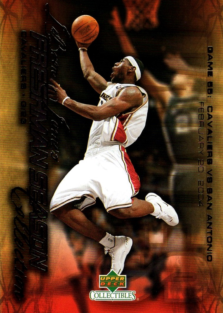 2004 LeBron James Freshman Season #57 (1)