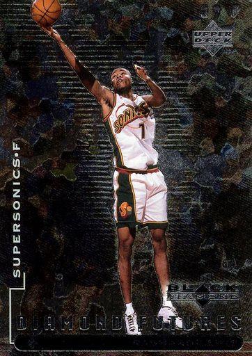 1998-99 Black Diamond #100 (1)