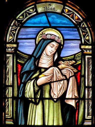 SAINT ANN'S CHURCH - STAINED GLASS - 39