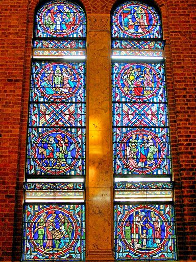 SAINTS PETER AND PAUL CHURCH - STAINED GLASS - 20