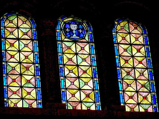 SAINTS PETER AND PAUL CHURCH - STAINED GLASS - 56
