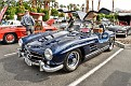 1954 Mercedes-Benz 300 SL owned by Tony and Marian Speno
