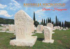 Bosnia - Radimlja Necropolis