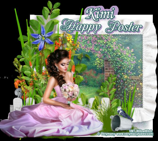 Happy Poster Kimi_VMSBKIMIvi-vi