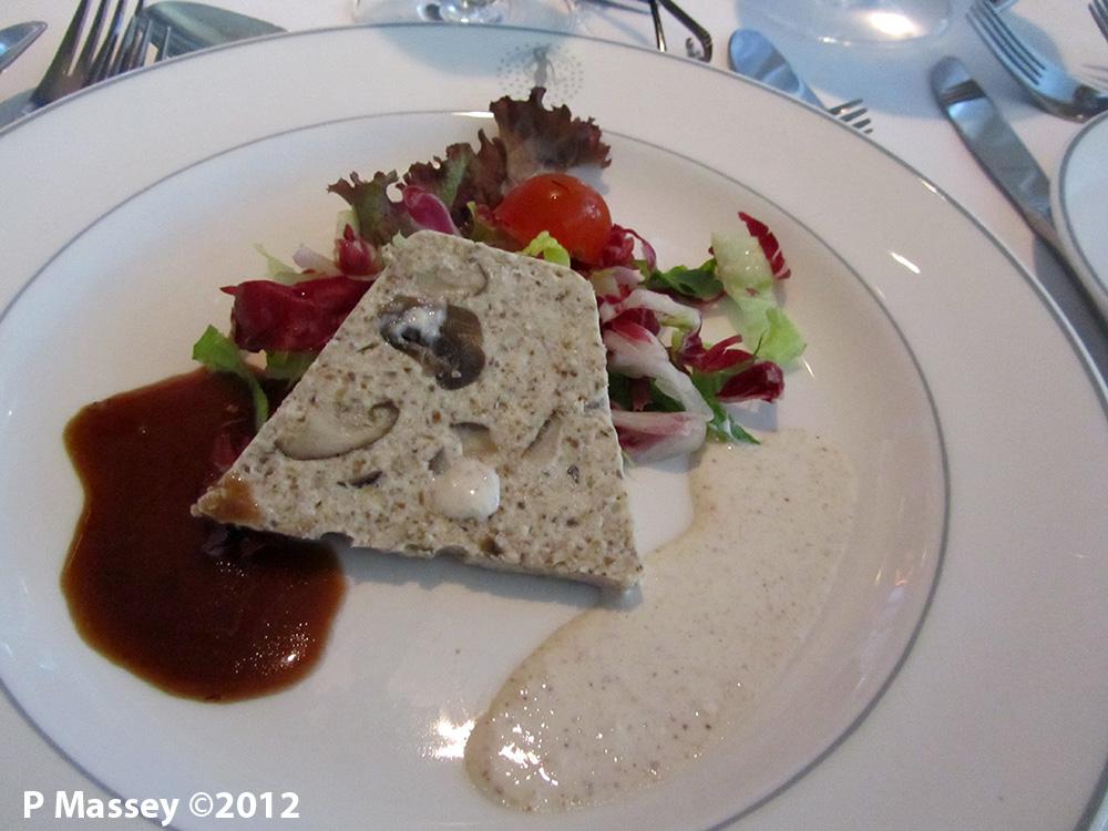 BALMORAL Ballindalloch Restaurant 20120526 001