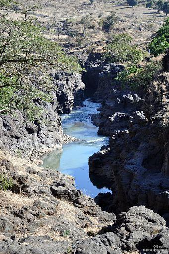 Nil Błękitny - pora sucha