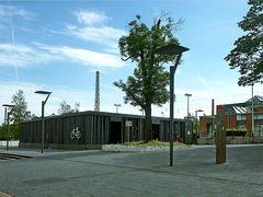 Fahrrad-Parkhaus Lingen