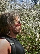 Die Frühlingssonne ist in Hochform