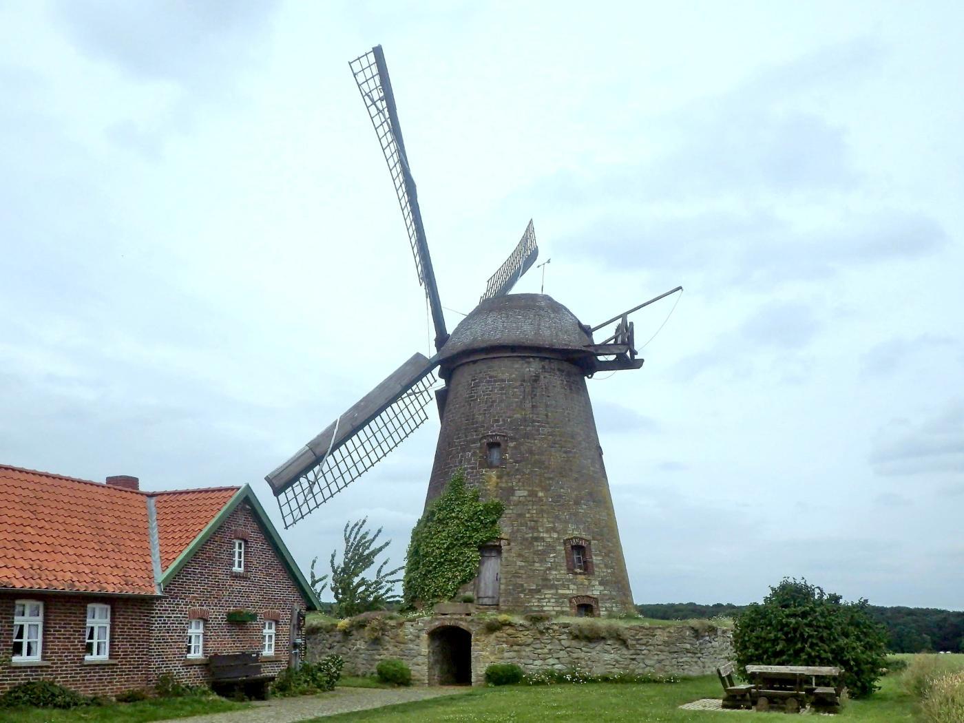 Windmühle Westhoyel