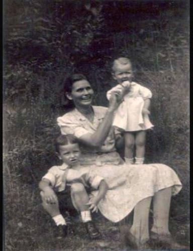 Mylus Ott Sharpe (1932-1963), Perna LOWE Sharpe (1914-1979), Gaylon Sharpe