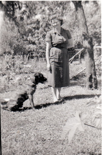 (7) - Ellen AUSTIN Osborne, daughter of Thaddeus and Laura WALKER Austin