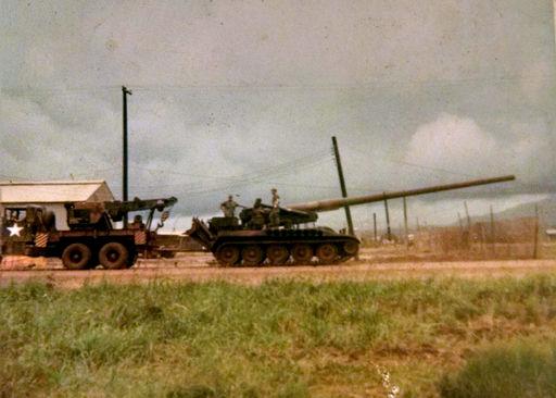 #15-175mm Self-Propelled Howitzer, 62nd Maintenance Battalion, Vietnam 1969-1970