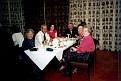Elizabeth Dickens, Scott Foll, Debra Munn, Cedric Dickens & other members of the Charles Dickens Fellowship dinner, Salford