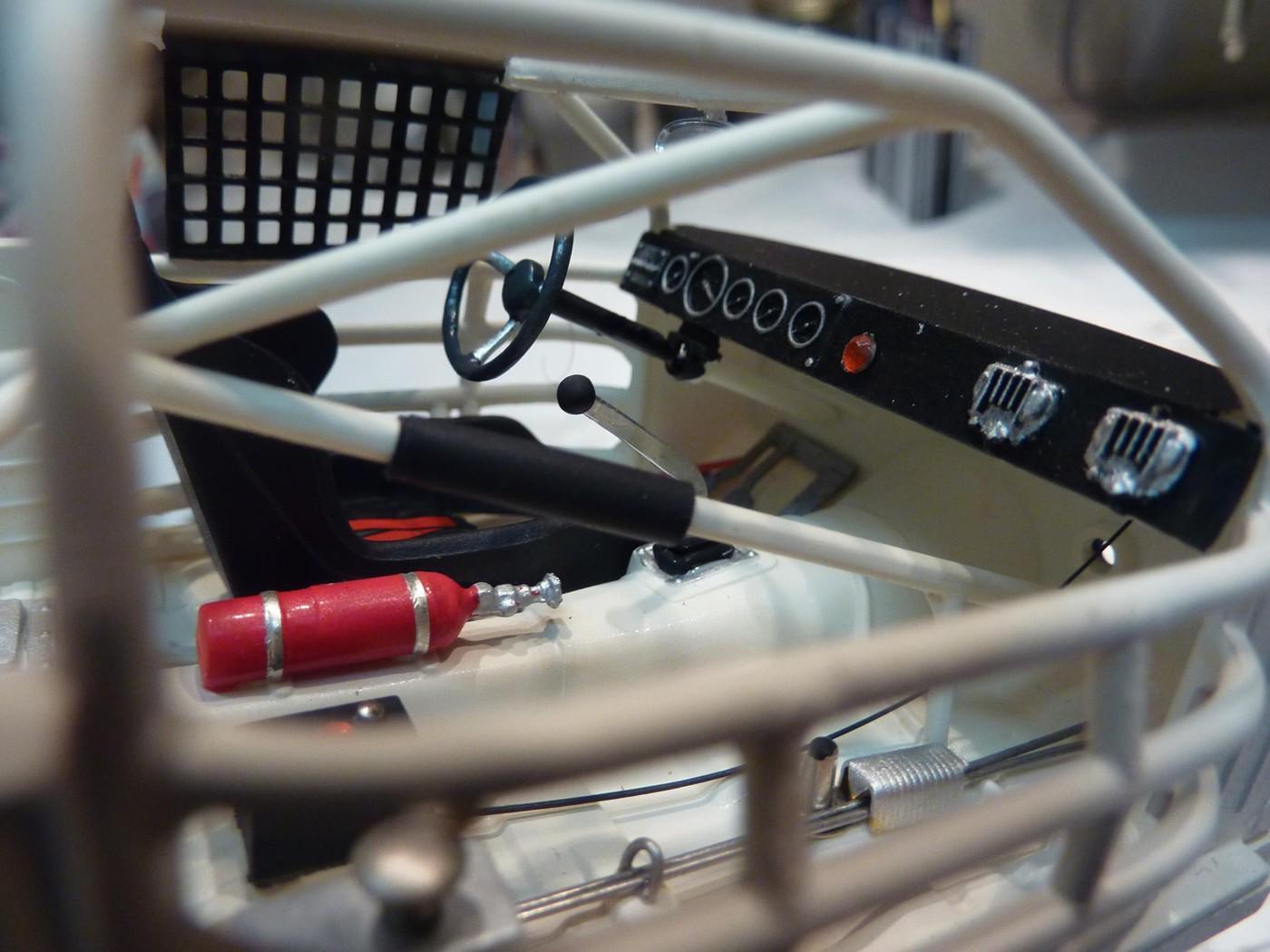 Ford T Bird Pickup racer Bonneville ( Ex Nascar) terminée  - Page 2 Photo29-vi