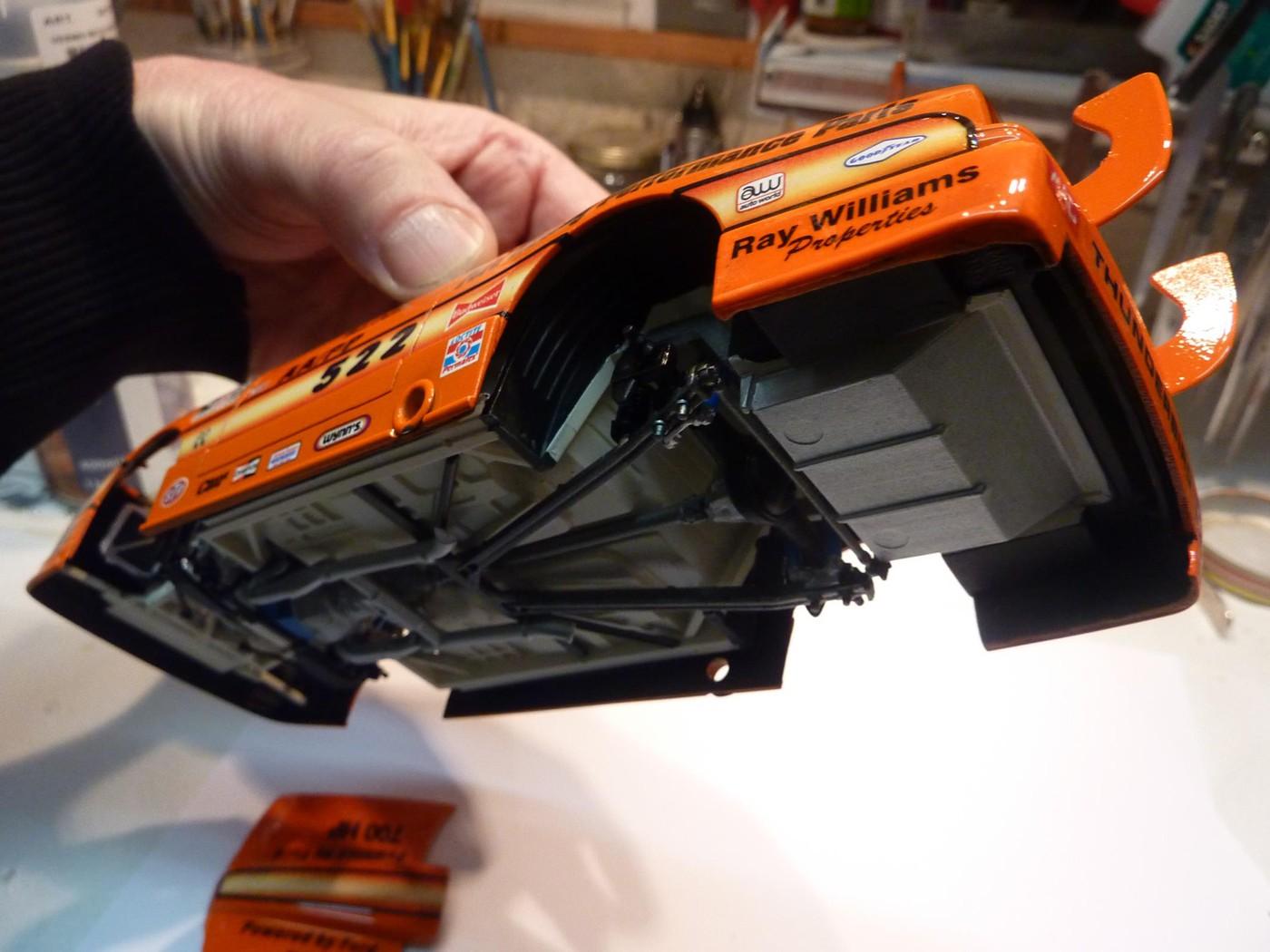 Ford T Bird Pickup racer Bonneville ( Ex Nascar) terminée  - Page 2 Photo36-vi