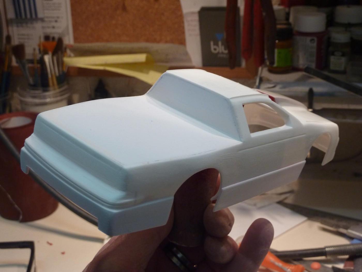 Ford T Bird Pickup racer Bonneville ( Ex Nascar) terminée  Photo9-vi