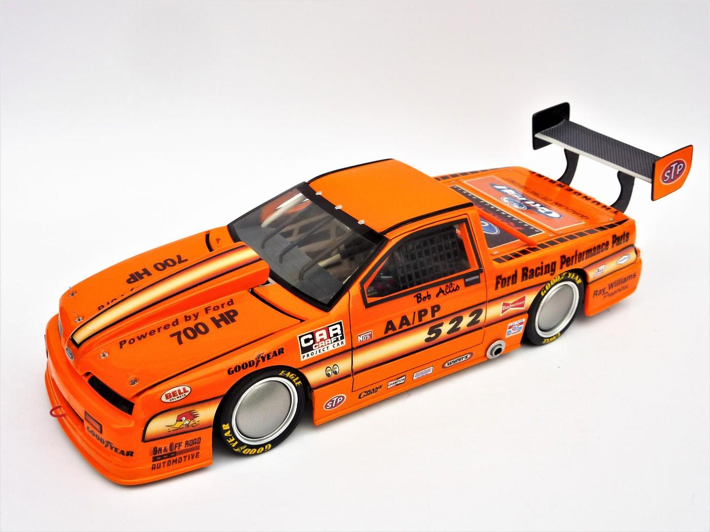 Ford T Bird Pickup racer Bonneville ( Ex Nascar) terminée  - Page 2 Photo13-vi