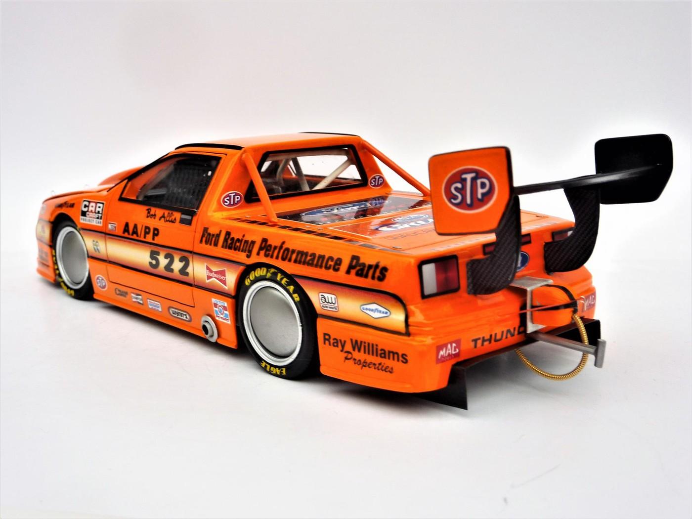 Ford T Bird Pickup racer Bonneville ( Ex Nascar) terminée  - Page 2 Photo14-vi