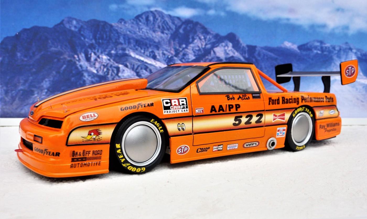Ford T Bird Pickup racer Bonneville ( Ex Nascar) terminée  - Page 2 Photo15-vi