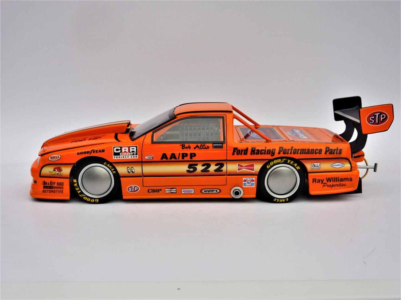 Ford T Bird Pickup racer Bonneville ( Ex Nascar) terminée  - Page 2 Photo8-vi