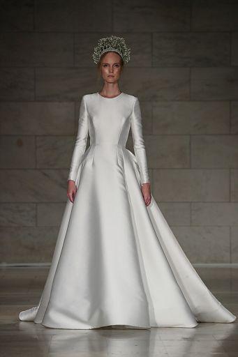 Reem Acra Bridal FW18 0008