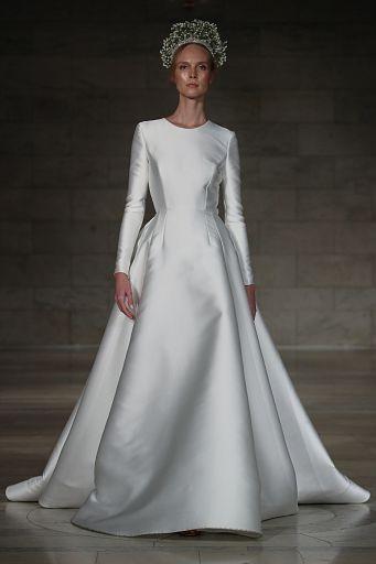 Reem Acra Bridal FW18 0017