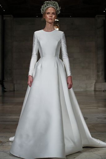 Reem Acra Bridal FW18 0026