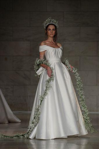 Reem Acra Bridal FW18 0049