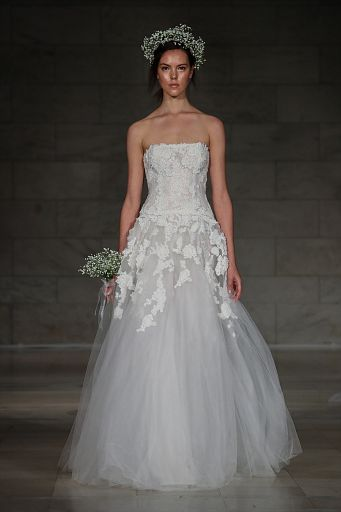 Reem Acra Bridal FW18 0313