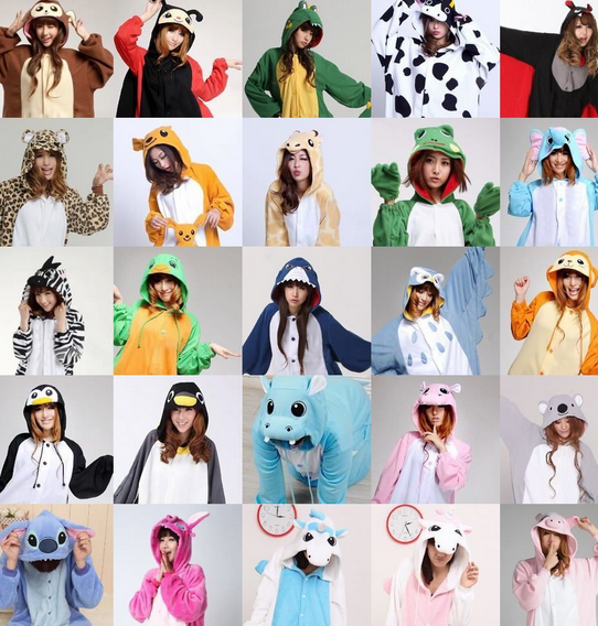 animal onesie for teenagers