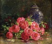 Still Life with Roses and Ginger Jar [undated]